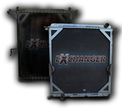 Exchanger Radiator